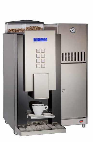 Rio Fresh Milk Commercial Coffee Machine