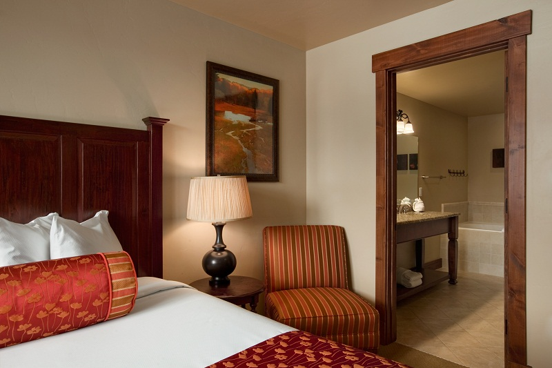 Accommodation At Grand Lodge on Peak 7