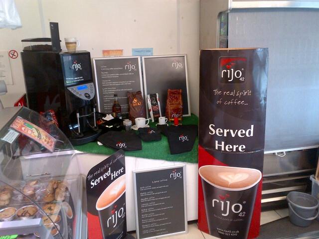 Brasil Bean To Cup Coffee Machine Demonstrations