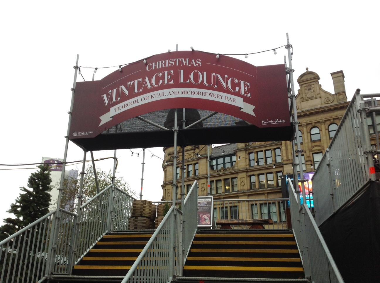 Christmas Vintage Lounge