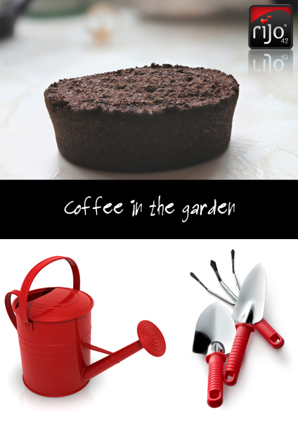 Gardening with Coffee