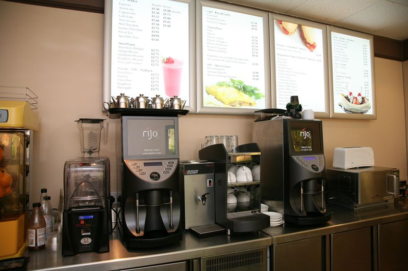 Brasil Bean to Cup Coffee Machines