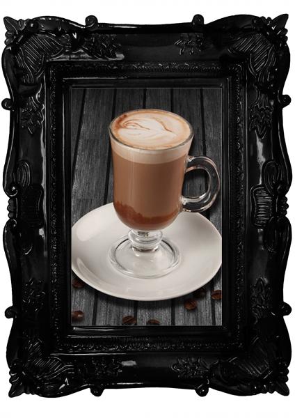 Chocolate Caramel Latte