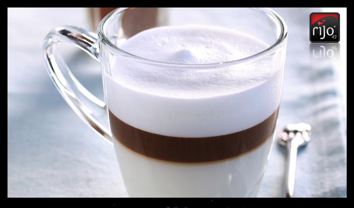 A Perfect Latte Macchiato