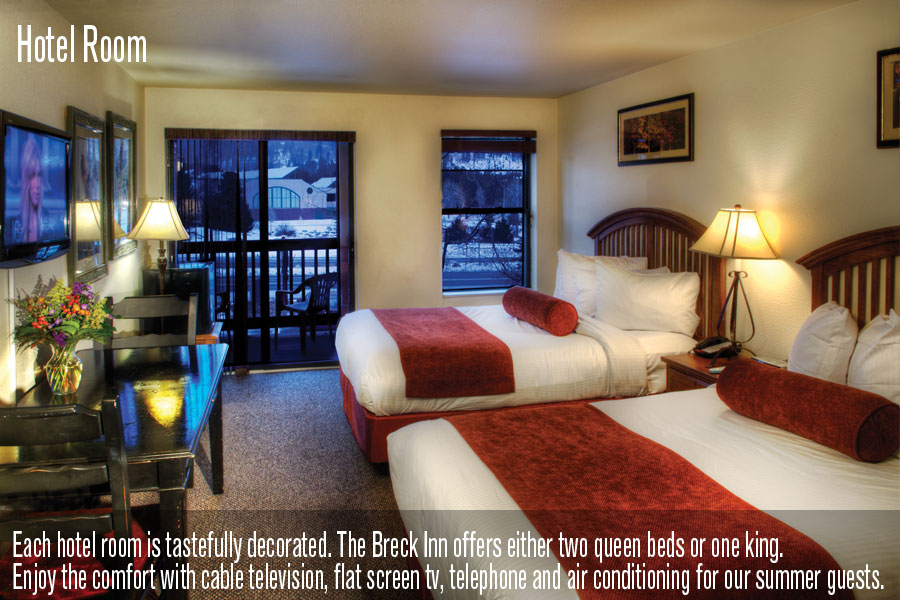 Hotel Rooms At The Breck Inn