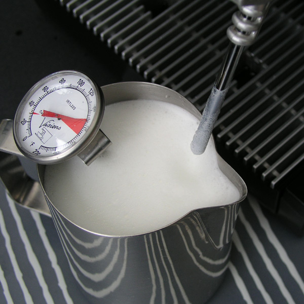 milk foaming machine