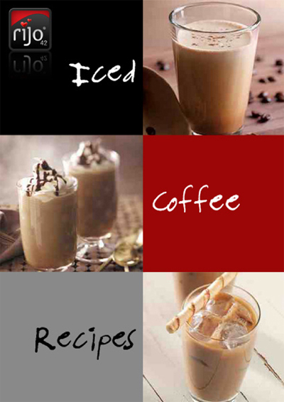 Blended Iced Coffee Drinks