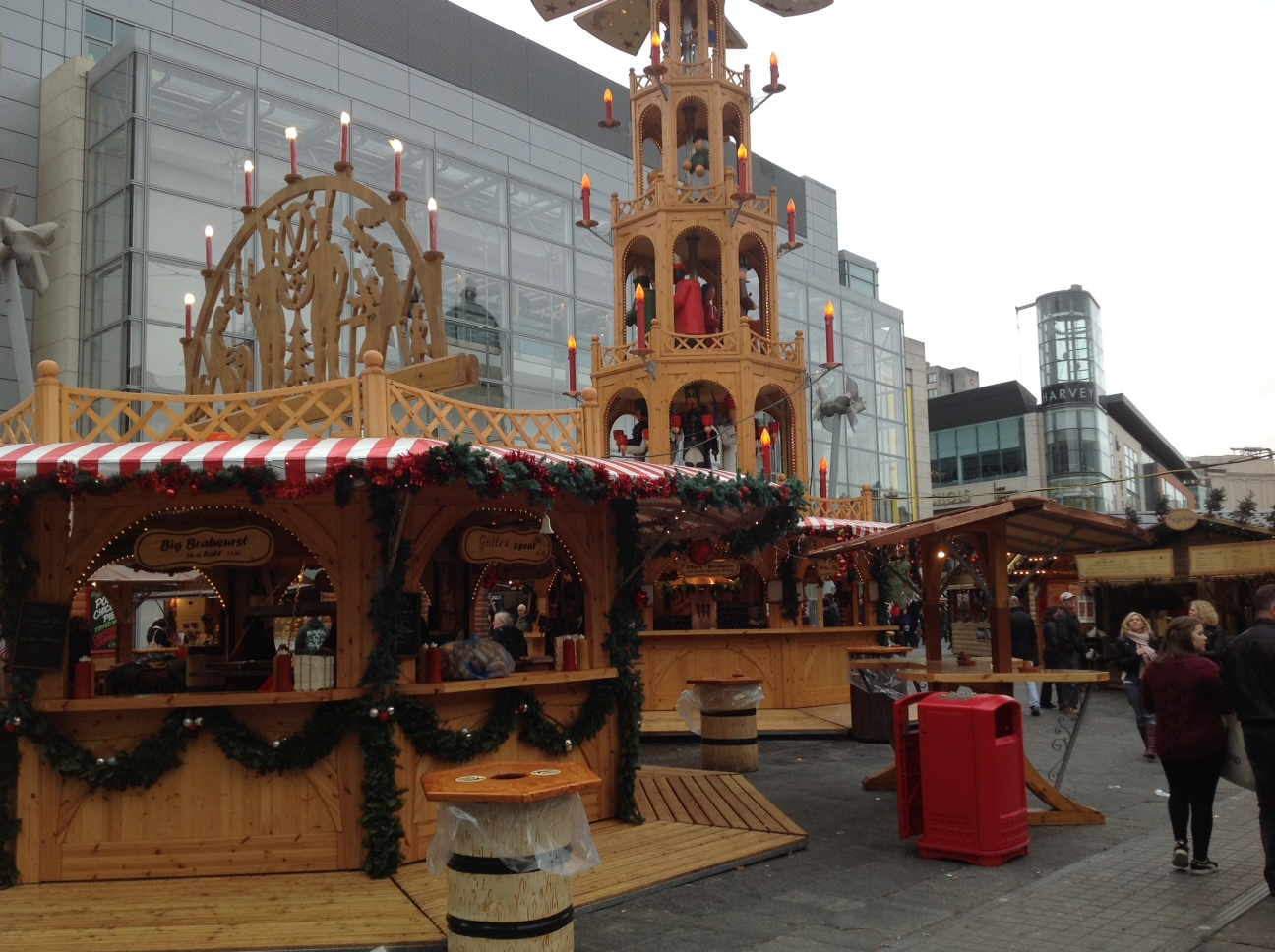 Tunki Coffee At Manchester Christmas Markets