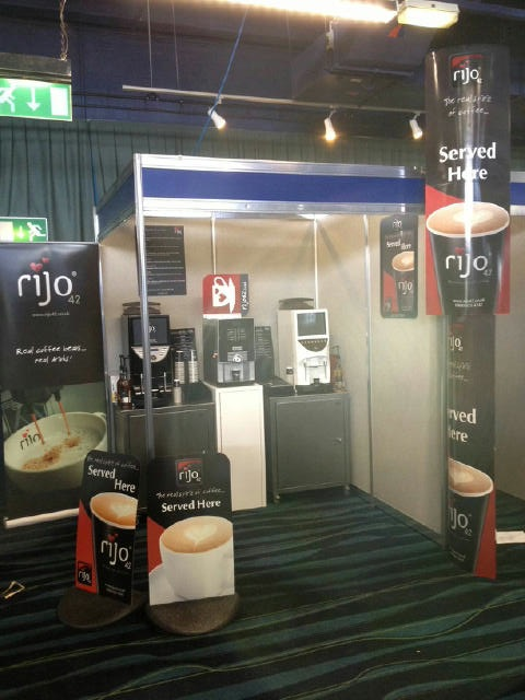 rijo42 Stand At Innovations 2013