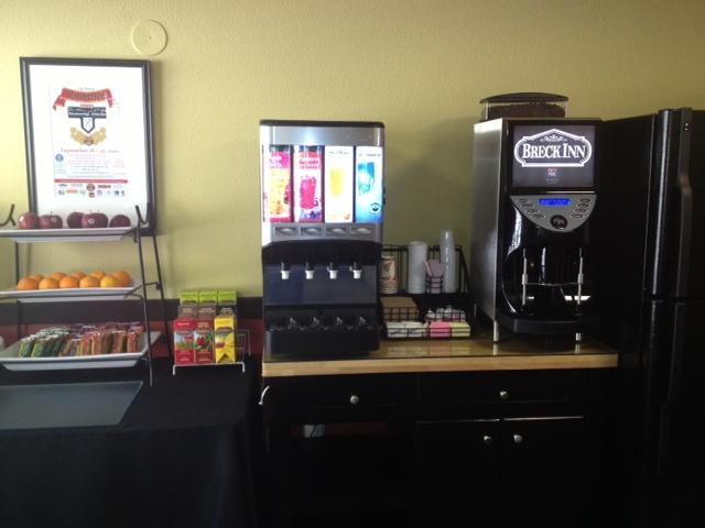 rijo42 Brasil Coffee Machine At The Breck Inn Colorado