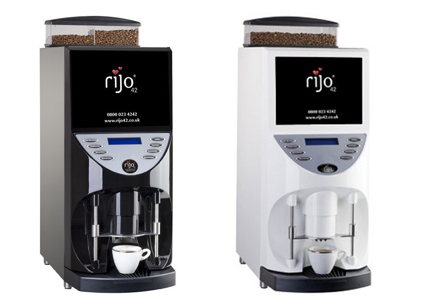 rijo42 Brasil Bean to Cup Coffee Machine