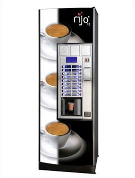 Cayenne Vending Machine