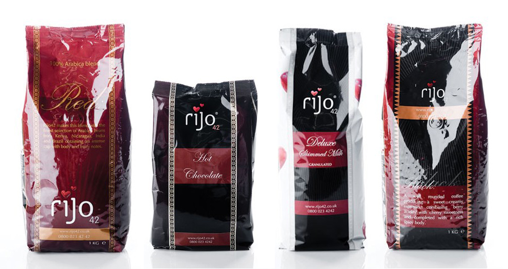 rijo42 Premium Coffee Beans & Ingredients