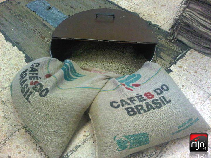 rijo42 Green Coffee