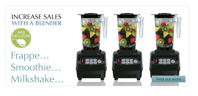 rijo42 Commercial Blender