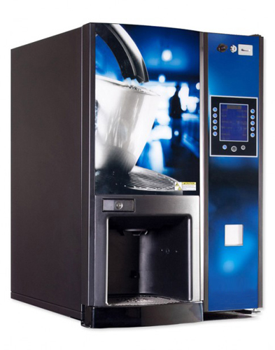 rijo42 Infusion II Freshbrew Coffee Vending Machine