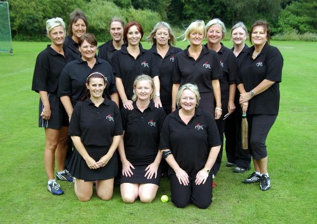 rijo42 Ladies Rounders Team