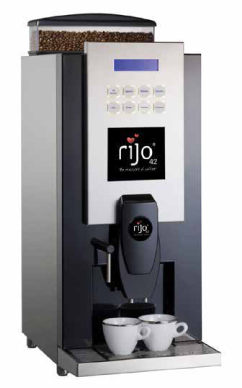 rijo42 Bean to Cup Commercial Coffee Machine