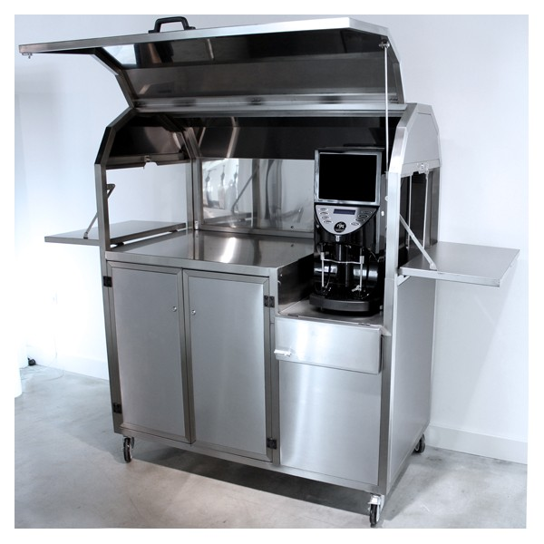 rijo42 Mobile Coffee Cart