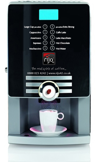 New rijo42 Primo Bean to Cup Coffee Machine