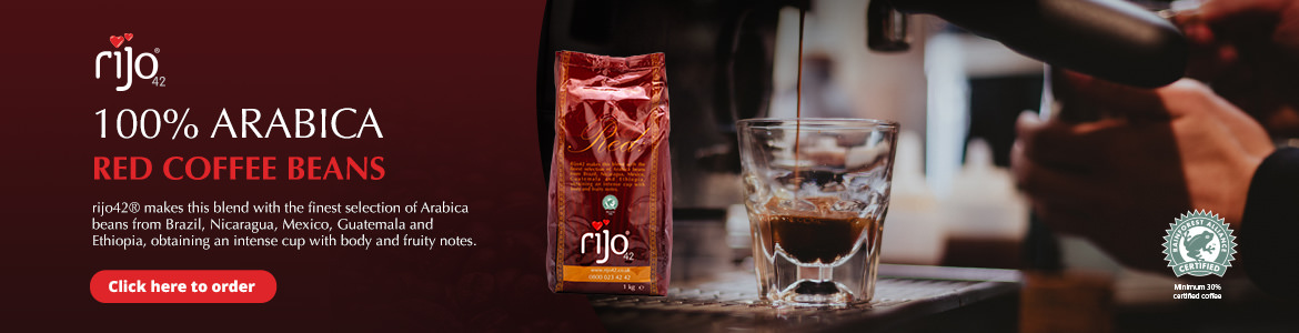 rijo42 Red Coffee Beans