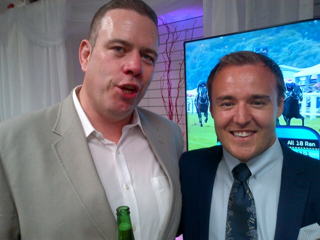 rijo42 Sales Manager Sean & Alan Halsall