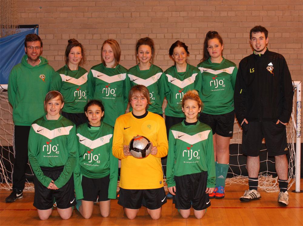 rijo42 Under 14s Girls Football Team