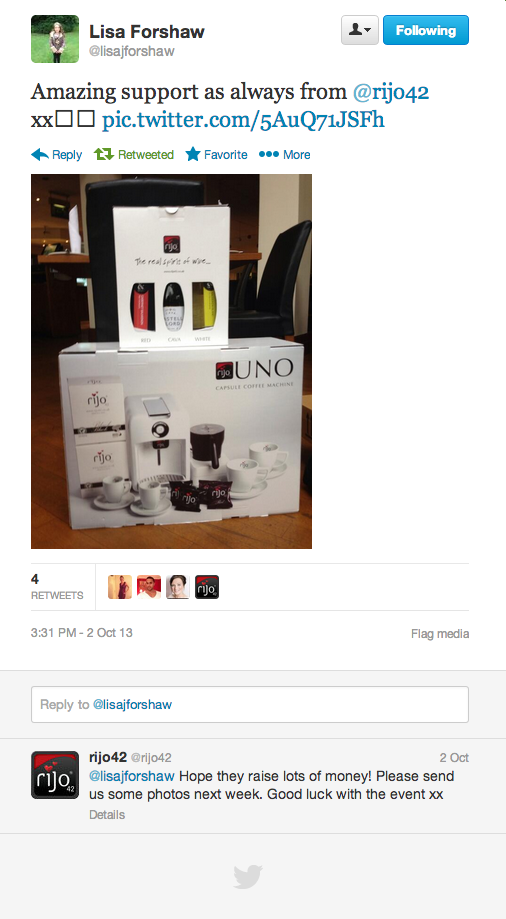 rijo42 Uno Home Coffee Machine Gift Pack & Wine Gift Set