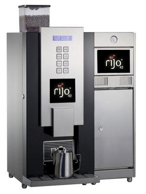 Rio 22 Fresh Milk Bean to Cup Coffee Machine