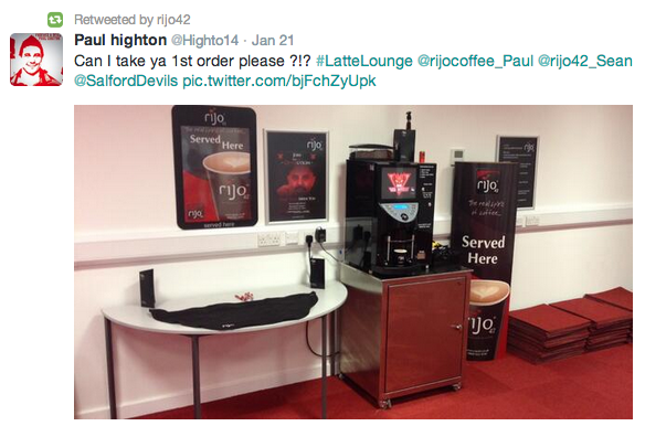 Tweet About rijo42 Commercial Coffee Machines