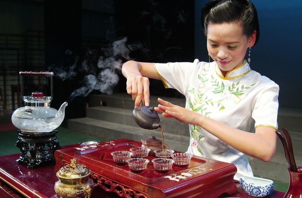 Research reveals that instant coffee preference is higher in tea drinking nations - [Image Source - ChineseTimesSchool.com]