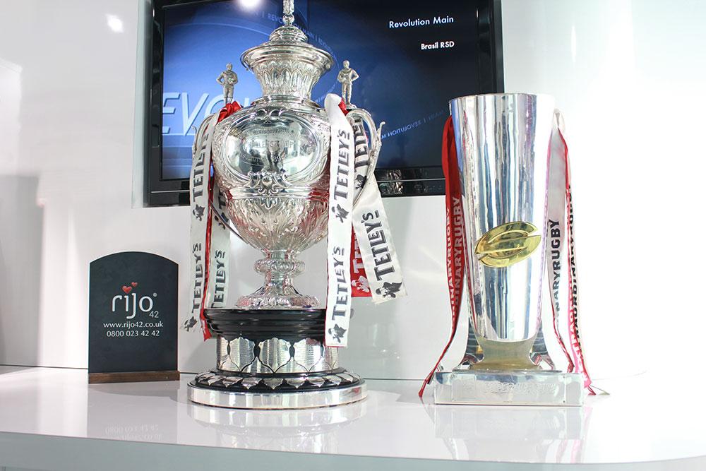 Wigan Warriors Trophies