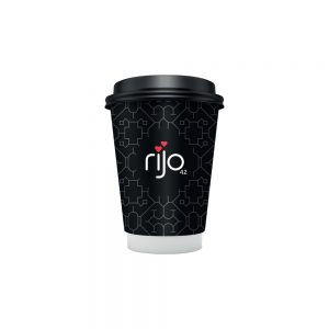 12oz Double Walled Cup