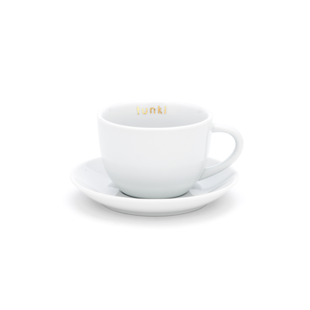 Product Cups porcelain tunki cappuccino
