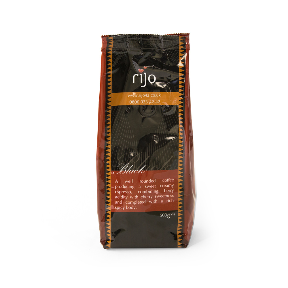 Rijo42 Black Ground Coffee
