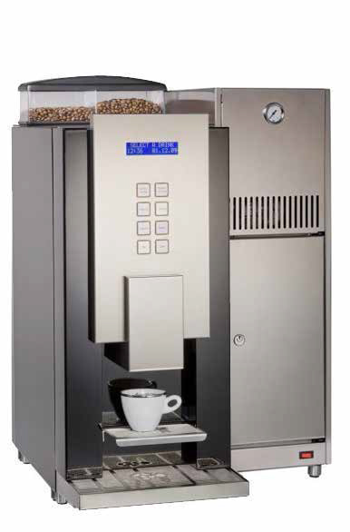 Rio Fresh Milk Commercial Coffee Machine