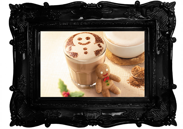 Christmas Coffee Recipes Gourmet Flavoured Coffee Syrups ...