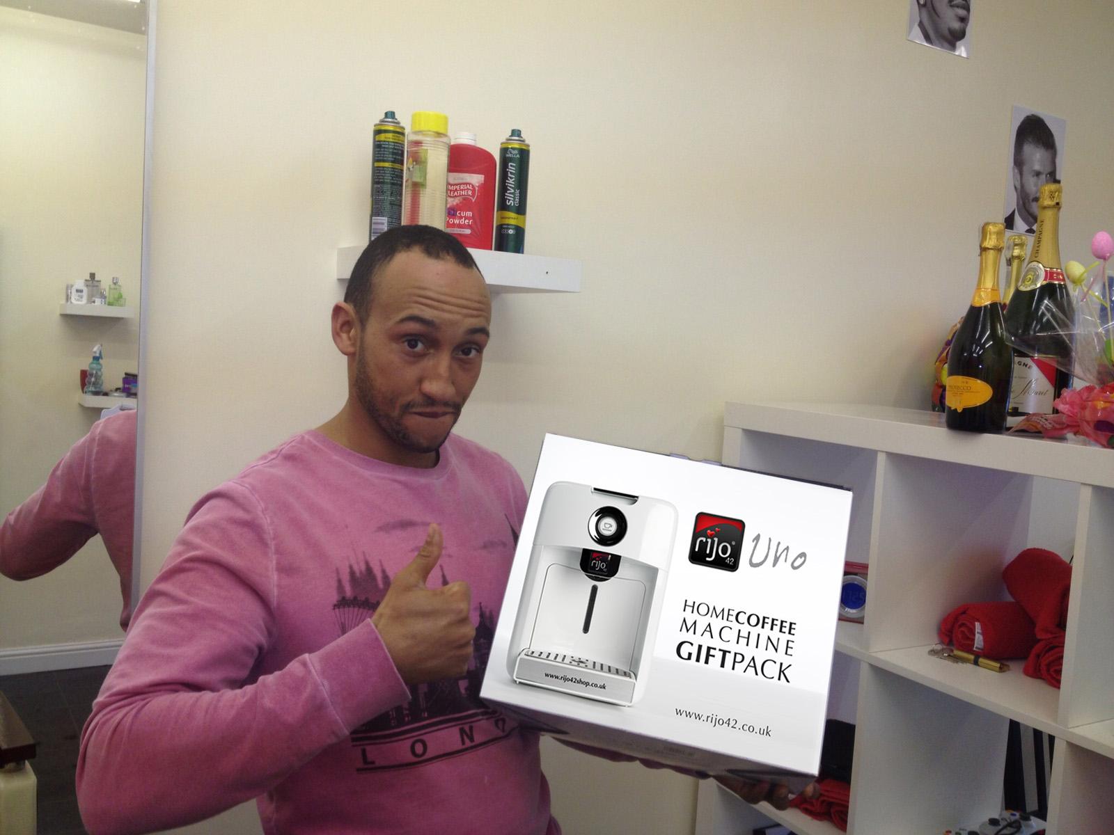 rijo42 Uno Gift Pack Winner