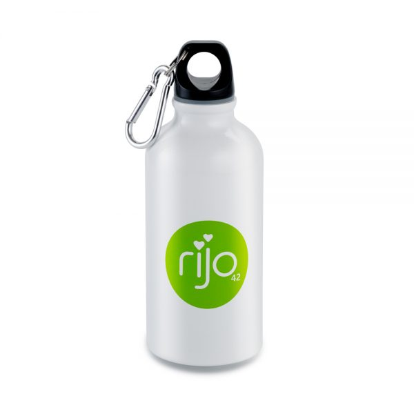 rijo42 aluminium 400ml water eco bottle