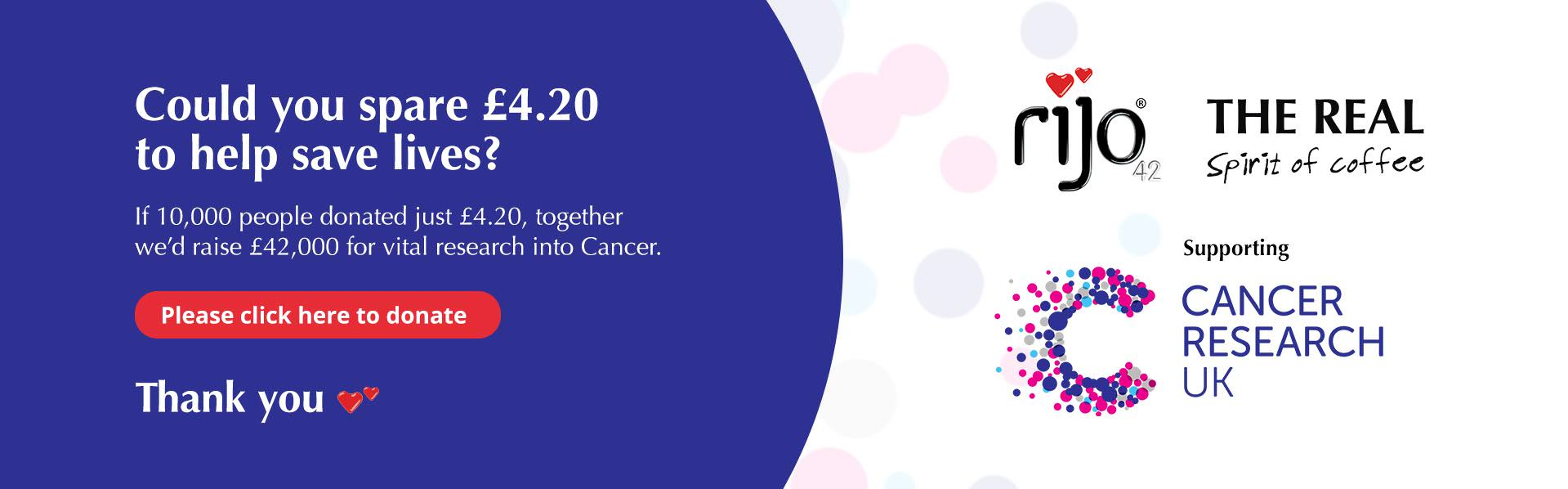 rijo42 Cancer Research UK