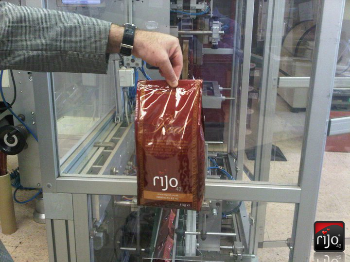 rijo42 Nitrogen Packed Coffee Beans