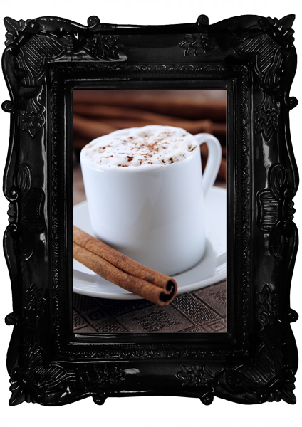 Christmas Coffee Recipes Cinnamon Latte