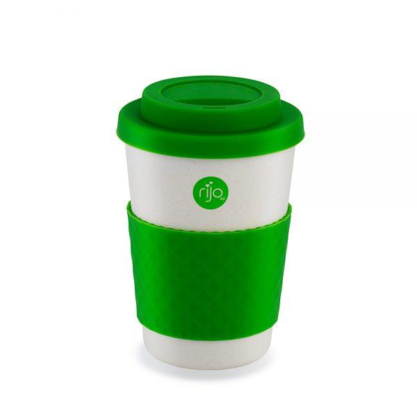 rijo42 eco bamboo coffee cup 270ml