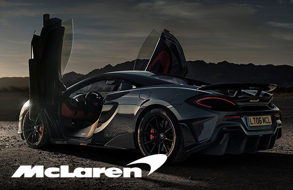 McLaren Coffee Machines