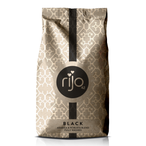rijo42 Black Coffee Beans