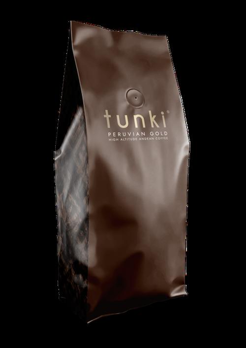 Tunki Coffee Beans